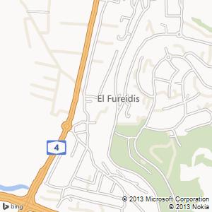 חדר להשכרה בפורידיס מפה