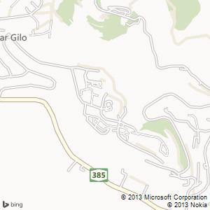 סוויטה להשכרה בהר גילה מפה