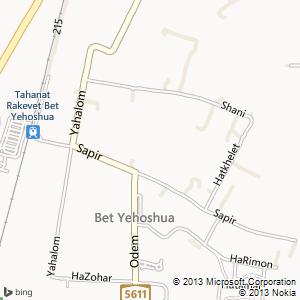 חדר להשכרה בבית יהושע מפה