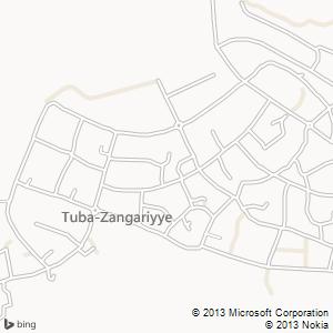 סוויטה להשכרה בטובא-זנגריה מפה
