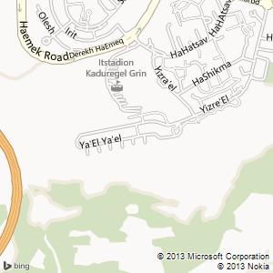 סוויטה להשכרה במרכז יעל מפה
