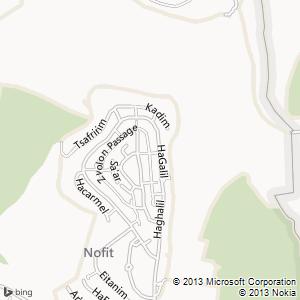 סוויטה להשכרה בנופית מפה
