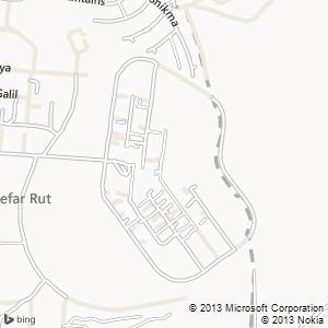 חדר להשכרה בכפר רות מפה