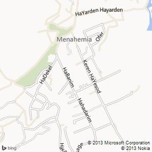 חדר להשכרה במנחמיה מפה